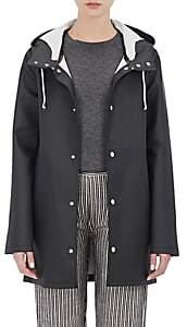 Stutterheim Raincoats Women's Stockholm Raincoat-Black