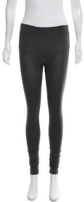 Alice + Olivia Low-Rise Stretch Leggings w/ Tags