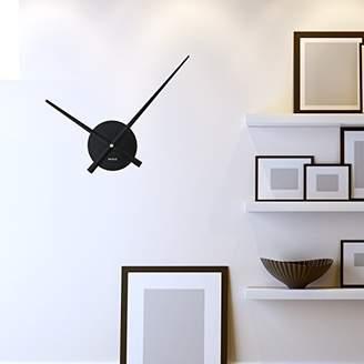 Camilla And Marc WALPLUS WC2050 Flexi Clock, Vinyl, Multi-Colour, 36 x 14 x 4 cm