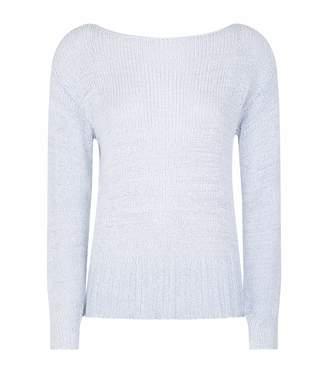 J Brand Seascape Scoop Back Sweater