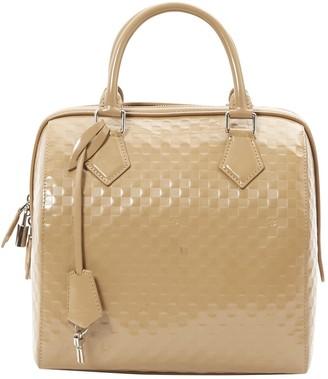 Louis Vuitton Speedy leather handbag