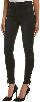 J Brand Maria Hex High-Rise Skinny Leg