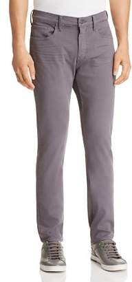 Paige Federal Slim Fit Jeans in Grey Fog