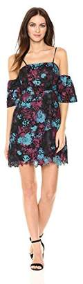 Plenty by Tracy Reese Women's Off Shoulder Dress