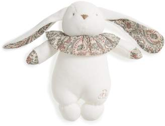 Liberty of London Designs Pamplemousse Peluches x Rabbit Rattle