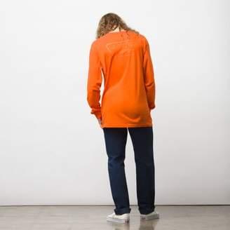 Full Patch Back Long Sleeve T-Shirt