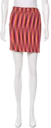 Missoni Multicolor Wrap Skirt