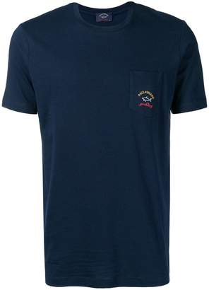 Paul & Shark chest pocket T-shirt