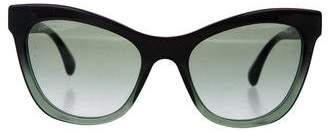 Chanel Signature Cat-Eye Sunglasses
