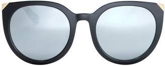 Cat Eye Vedi Vero Metal Cap Sunglasses