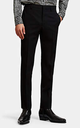 Givenchy Men's Classic Suiting Twill Trousers - Black