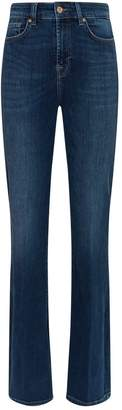 7 For All Mankind Slim Illusion Flared Jeans