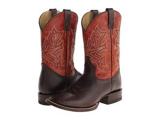 Stetson 11 Shaft Double Welt Wide Square Toe Boot Cowboy Boots