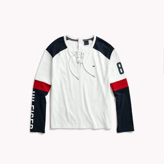Tommy Hilfiger Icon Cropped Top