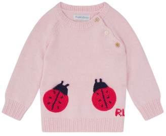Polo Ralph Lauren Knitted Ladybird Sweater