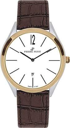 Pierre Petit Unisex Quartz Watch with LCD – 909 °F