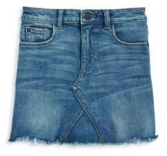 DL Premium Denim Girl's Chic Denim Skirt