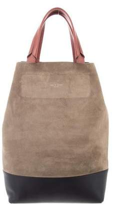 Rag & Bone Suede & Leather Walker Convertible Tote