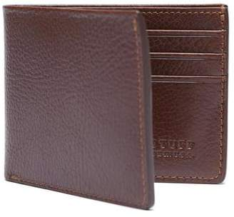 Lotuff Leather Lotuff Chestnut Leather Bifold Wallet