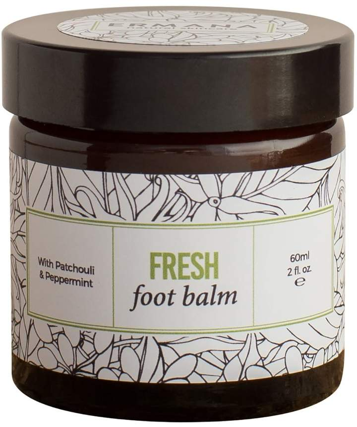 Ermana Natural Skincare - Ermana Fresh Foot Balm