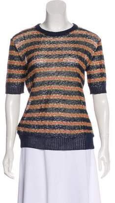 Marni Linen Knit Top w/ Tags