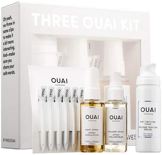 Ouai Three Kit