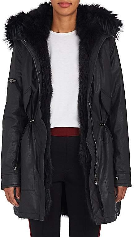 Women's Luxe Limelight Fur-Lined Parka