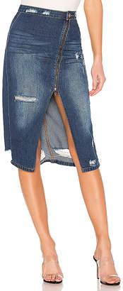 One Teaspoon Society Pencil Skirt.