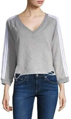 Generation Love Sharyn Stripe Sweatshirt