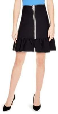 Sandro Eudine A-Line Skirt