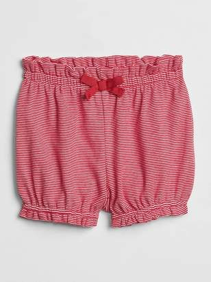 Gap Stripe Bubble Shorts