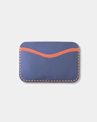 The Three Pocket - Kangaroo Leather Wallet