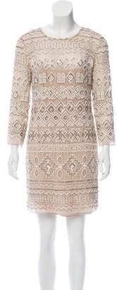 Needle & Thread Embellished Mini Dress