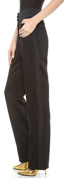 L'Wren Scott Straight Pants