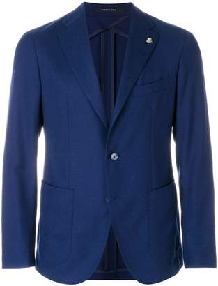 Tagliatore classic tailored jacket