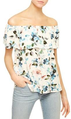 Women's Sanctuary Misha Off The Shoulder Top $89 thestylecure.com
