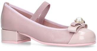Pretty Ballerinas Emma Pearl Mary Jane Pumps