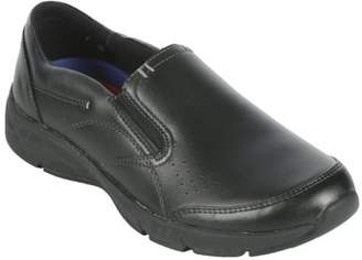 Dr. Scholl's Shoes Womens Dr Scholls Establish Slip On Work Shoe