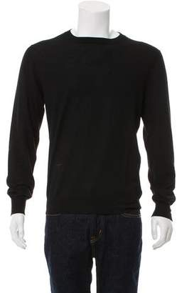 Christian Dior Wool Long Sleeve Shirt