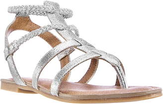 Nina Margaree Gladiator Thong Sandal