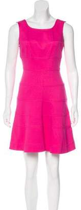 Trina Turk Sleeveless A-Line Dress