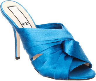N°21 N21 Satin Knot Sandal
