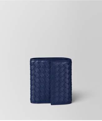 Bottega Veneta Atlantic Intrecciato Nappa Mini Wallet