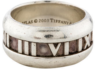 Tiffany & Co. Atlas Band $145 thestylecure.com