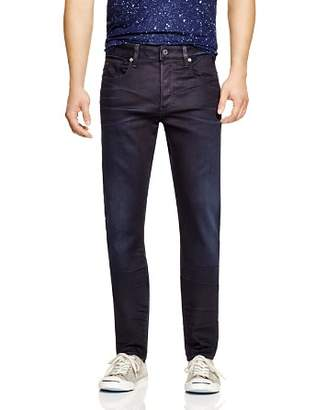 G Star 3301 Slander Super Stretch Slim Fit Jeans in Dark Aged