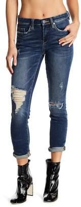 Blank NYC BLANKNYC Fresh Brew Distressed Skinny Jeans
