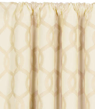 "Eastern Accents Gresham Rod Pocket Curtain Panel, 108""L"