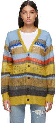 Rag & Bone Multicolor Nassau Cardigan