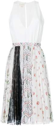 Giambattista Valli printed skirt dress
