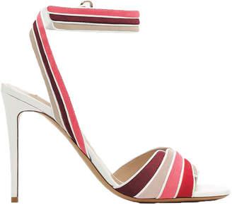 Valentino Garavani multi-color sandal